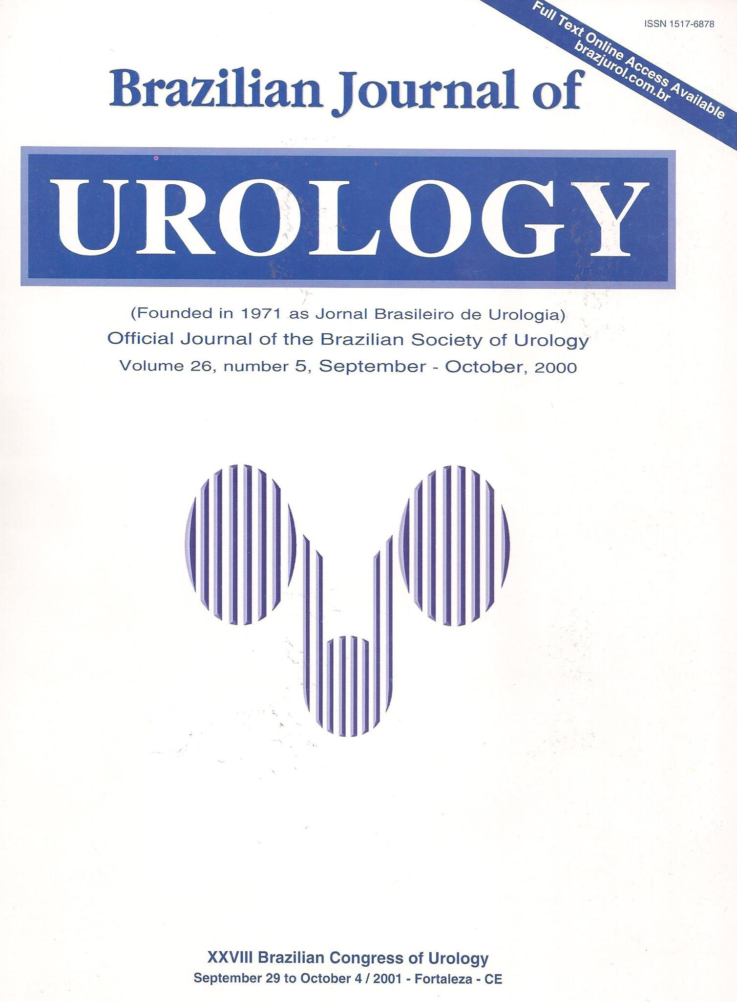 Brazilian Journal of Urology